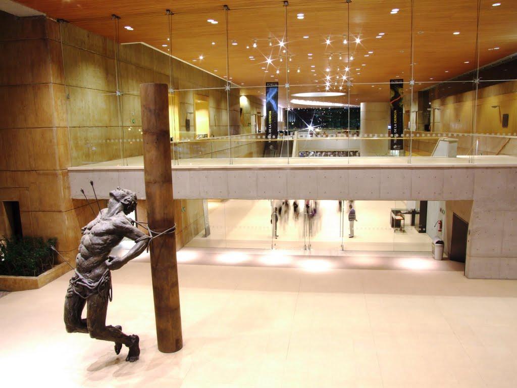 Entrada al Museo de Arte e Historia de Guanajuato